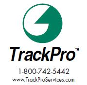 TrackPro Vertical color logo
