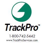 TrackPro Vertical color logo